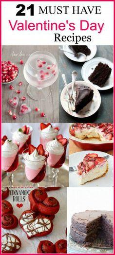 2 Valentine's Day Recipes
