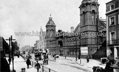 Agricultural Hall, Liverpool Road, Islington, London. c.1900's