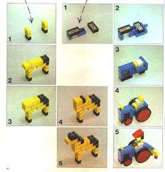 Lego granja