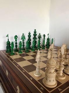Фен-шуй ручной работы. Заказать Эксклюзивные шахматы ручной работы,изготовлены из бивня мамонта. Эксклюзивные шахматы ручной работы. Ярмарка Мастеров.
