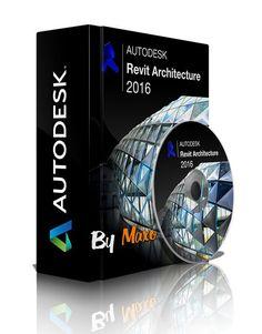 برنامج AUTODESK REVIT ARCHITECTURE 2016 X64 - التطبيقات الهندسية