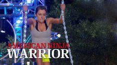 Kacy Catanzaro American Ninja Warrior Wows