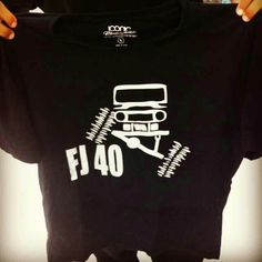 #fj40 #shirt, my kind