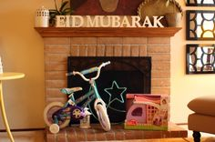 u can  make a habit of buing a new toy every eid