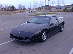 black 1986 fiero - I loved my Fiero