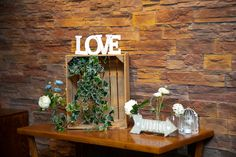 Rustic styled wedding decor at the drinks reception of the Brehon Hotel Wedding Wishes, Our Wedding, Wedding Venues, Private Dining Room, Wedding Decorations, Table Decorations, Civil Ceremony, Industrial Wedding, Rustic Style