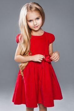 Anastasia Orub (born May 15, 2008) Russian child model. Yana Chuvalova Photography.