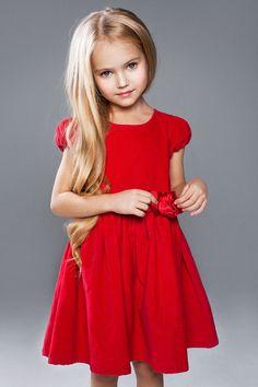 Anastasia Orub (born May 15, 2008) Russian child model. Yana Chuvalova Photography.
