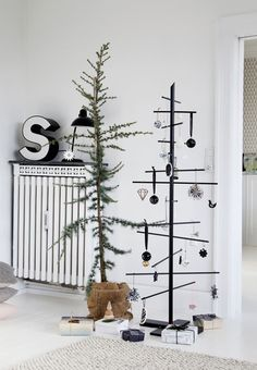 Simple Chirstmas decor