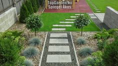 Stepping Stones, Backyard, Outdoor Decor, Gardening, Home Decor, Garden Layouts, Stair Risers, Patio, Decoration Home