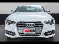 2014 Audi S6 4.0Tquattro AWD 4.0T quattro 4dr Sedan Sedan 4 Doors White for sale in Oxnard, CA Source: http://www.usedcarsgroup.com/used-audi-for-sale-in-oxnard-ca