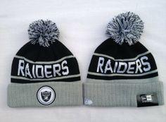 NFL Oakland Raiders Beanies (22) , wholesale cheap  $5.9 - www.hatsmalls.com