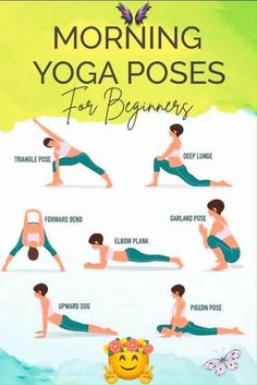 Yoga Poses for Beginners - Start with Yoga morning poses for beginners [Yoga Beginners Workout] ✅step-by-step instructions👌 with this Yoga morning Workout for Beginners. Easy to follow, beginner-friendly set of exercises anyone can do at home and almost anywhere.. a yoga for beginners friendly workout .. #yoga #yogaforbeginners #yogaposes #yogaforbeginnersposes<br> Insanity Workout Videos, Kettlebell Workout Video, Barre Workout Video, Workout Videos For Women, Beginner Yoga Workout, Gym Workout Videos, Free Workout, Yoga Workouts, Pilates Workout