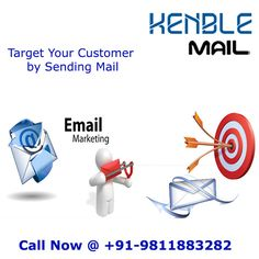 Are you looking best Bulk Email Marketing Service Provider in India? Kenble Mail is Delhi's best  Email Marketing Service Provider for targeting to your customer.