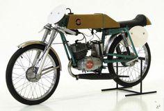 1967 Garelli (Italy) Model: Cunracer 50.