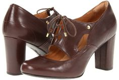Clarks Loyal Heart (Mid Brown Leather) - Footwear on shopstyle.com