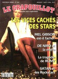 Le Crapouillot #124 : Les vices cachés des stars