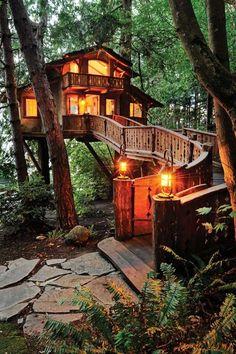 84 best adult tree house images home decor treehouse treehouses rh pinterest com