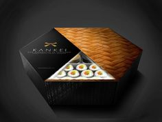 Beautiful #sushi #packaging presentation PD