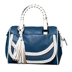 oh em gee.....I WANT this....NOW!! -- Spectator Satchel Navy now featured on Fab.