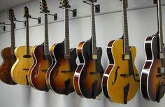 2013 Benedetto Electric Guitars