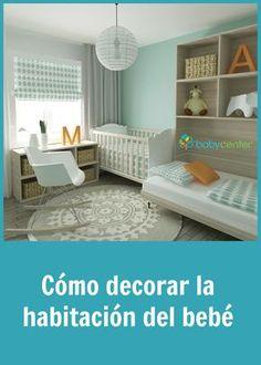 Decora a tu gusto la habitación del bebé. Estos consejos te serán de mucha ayuda. | BabyCenter
