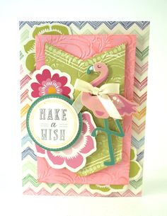 Anna Griffin® Playful Pieces Cardmaking Kit