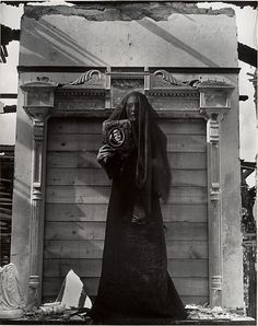 The Unborn, 1941 – Clarence John Laughlin © The Historic New Orleans Collection/MoMA