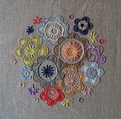 embroidery :)