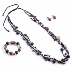Violet Boquet - Store of Hope Boquet, Everyday Fashion, Beaded Necklace, Princess, Beads, Store, Jewelry, O Beads, Jewellery Making