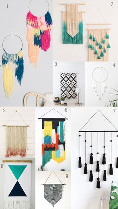 9-awesome-DIY-wall-hangings1.jpg (1000×1765)