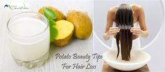 Are you suffering from hair loss problem?  I have a homemade beauty recipe for solving your problem. Take 3 tsp of potato juice,3 tsp of aloe vera juice and 2 1 tsp of honey. Apply that mixture root of the hair.Leave it for 2 hrs.Wash of with your regular shampoo. For best result, do it twice in a week.