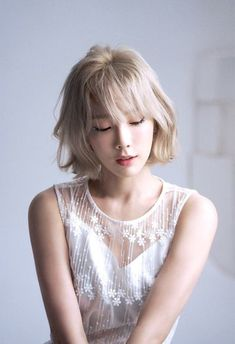 Girls generation taeyeon new wallpaper.One of the most popular and famous taeyeon wallpaper from famous kpop girls group Girls generation. Sooyoung, Yoona, Snsd, Girls Generation, Girls' Generation Taeyeon, Kpop Girl Groups, Kpop Girls, Taeyeon Short Hair, Taeyeon Wallpapers