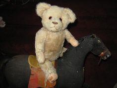 vintage teddy bears | Antique American Ideal Teddy Bear