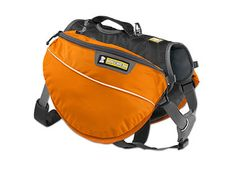Approach Pack™ Dog Pack – Backpacking Adventure Pack for Canine Hikes - from Ruffwear Uniform for walking, hiking, taking the edge off extra energy! We have the Bronco orange. Dog Backpack, Hiking Backpack, Jansport Backpack, Dog Bag, Boot Camp, Vietnam, Buy A Dog, Bug Out Bag, Dog Carrier