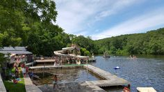 Here are six spots that make for a perfect day-long escape in & outside DC - lakes & swimming holes.