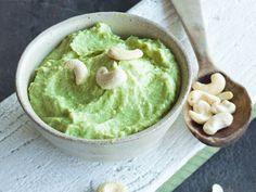 Cashew-Avocado-Creme