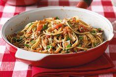 Jedno z najobľúbenejších jedál môže mať mnoho podôb. Japchae, Spaghetti, Good Food, Food And Drink, Ethnic Recipes, Healthy Food, Noodle, Yummy Food
