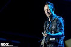 Nova Rock 2014 – Volbeat's Michael Poulson