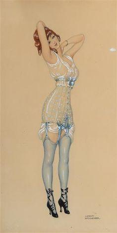 Gerda Wegener (1886 – 1940). [Pinned 3-xi-2015]