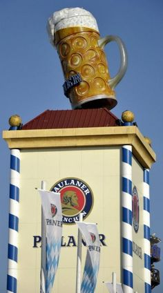 Oktoberfest - Munich,Germany.  This is happening one day even if nothing else on this board does.