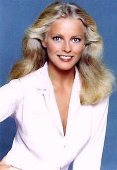 """Actress Cheryl Ladd of """"Charlies Angels"""" Cheryl Ladd, Famous Celebrities, Beautiful Celebrities, Celebs, Jacklyn Smith, Beautiful Young Lady, Beautiful Ladies, Movies And Series, Farrah Fawcett"""
