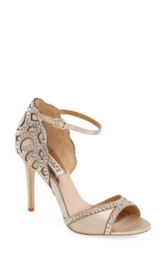 b1a9c209e733 Jeweled and embellished wedding shoes are having a huge moment
