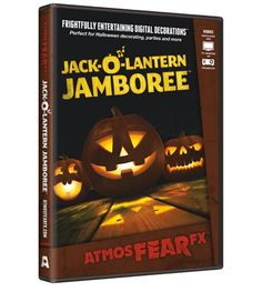 Virtual Reality Halloween Video - AtmosFEARfx Jack-O'-Lantern Jamboree