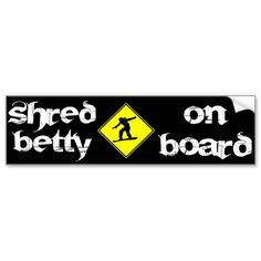 shred betty...