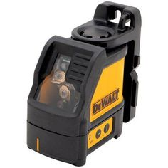 Dewalt Laser Level Dw088k Self Leveling Cross Line Laser Dw088k Dewalt Laser Level Laser Levels Dewalt