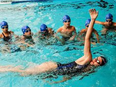 Swim Clinic with Kirsty Coventry