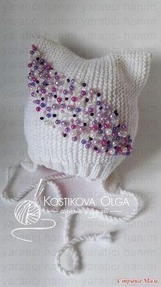 Tığ İşi Kolay Nergis Çiçeği Yapımı 🌼/ НАРЦИСС крючком ЛЕГКО И БЫСТРО / Crochet Daffodil Flower Baby Hats Knitting, Knitting For Kids, Baby Knitting Patterns, Crochet For Kids, Knitting Designs, Knitted Hats, Crochet Patterns, Crochet Dolls, Knit Crochet