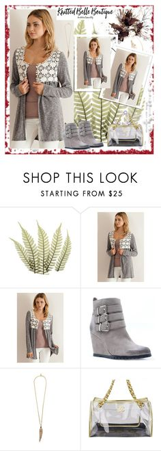 """Knitted Belle Boutique # 2"" by zijadaahmetovic ❤ liked on Polyvore featuring Entro, Qupid, Roberto Cavalli, Chanel, women's clothing, women, female, woman, misses and juniors"