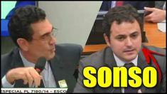 ➜ Professor desmoraliza deputado do PSOL | Miguel Nagib vs Glauber Braga...